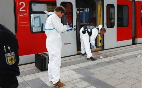 Munich knife attack: One dead as man shouting 'Allahu Akbar' attacks four at train station in Grafing, Germany | The Pulp Ark Gazette | Scoop.it