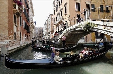Venice sinking five times faster than thought? | Matt's Geography Portfolio | Scoop.it
