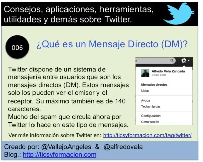 Todo sobre Twitter – Consejos del 6 al 10 #infografia #infographic#socialmedia | Tuitea como un profesional | Scoop.it
