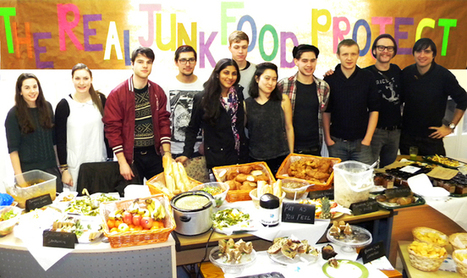 3 Young Entrepreneurs Find Revolutionary Way to Cut Out Food Waste » EcoWatch | sustainablity | Scoop.it