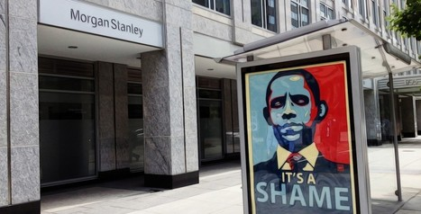 Morgan Stanley to Pay $3.2 Billion for Costing Americans Trillions | Liberty Revolution | Scoop.it