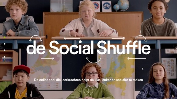Edu-Curator: De Social Shuffle helpt leerkrachten de klas leuker en socialer te maken... | Educatief Internet - Gespot op 't Web | Scoop.it
