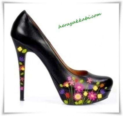 İnce Topuk Bayan Ayakkabı Modelleri | herayakkabi | Scoop.it