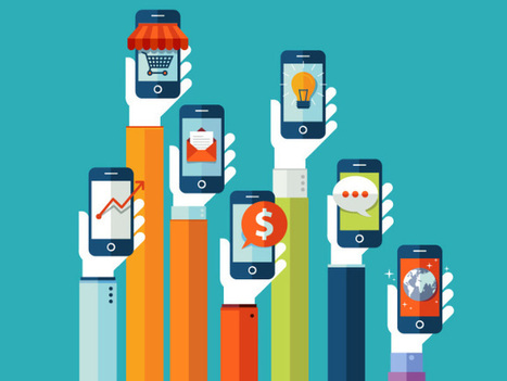 Mobile App Usage Increases In 2014, As Mobile Web Surfing Declines | TechCrunch | Mobile & Responsive Design | Scoop.it