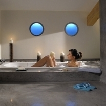 Les bétons cirés s'invitent dans votre salle de bains ! - Dkomaison   Accessoires salle de bains   Scoop.it
