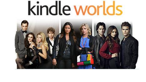 Amazon anuncia Kindle Worlds, un nuevo modelo de fanfiction   Libro electronico   Scoop.it