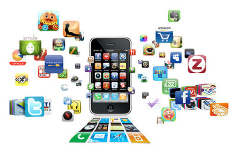 15 useful iPhones apps for work and play | Articles | B2B Marketing and PR | Scoop.it