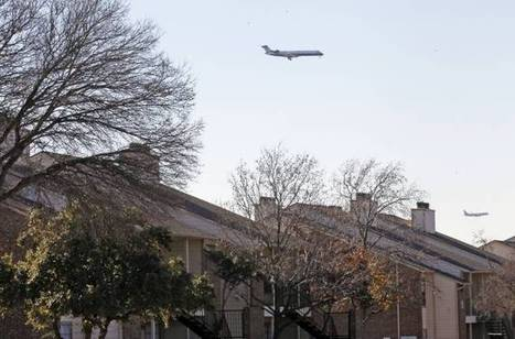 Nearby residents once fled D/FW Airport; now they crowd it - Dallas Morning News | Real Estate News | Scoop.it