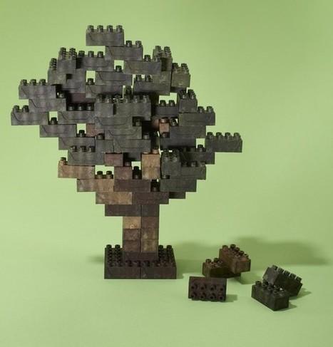 Earth Blocks: Environmental Friendly Lego   Design buzz buzz   Scoop.it
