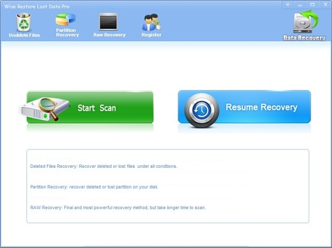 Wise Restore Lost Data Pro   How To Restore Lost Data   Scoop.it