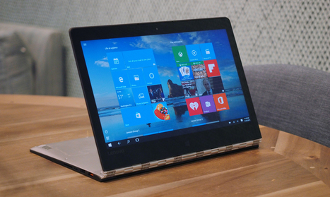 Lenovo Yoga 900 review: Same thin design with fewer compromises | Windows 8 - CompuSpace | Scoop.it