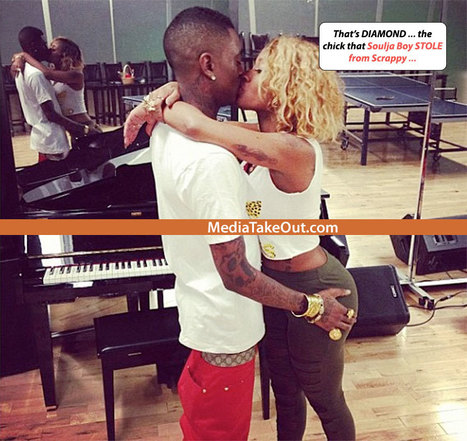 It's Official!!! Rapper SOULJA BOY And His GIRLFRIEND Are The NEWEST MEMBERS Of Love And Hip Hop ATLANTA!! (She's THICK Too) - MediaTakeOut.com™ 2012 | GetAtMe | Scoop.it