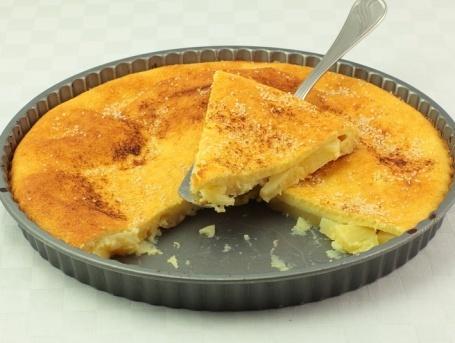 Clafoutis all'ananas e cocco: Ricette Dolci  | Cookaround | Il mio lato più dolce | Scoop.it