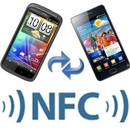 What is NFC? Comparison of NFC technology with Bluetooth and Wi-Fi   TECHUPDATES.IN   techupdates.in   Scoop.it