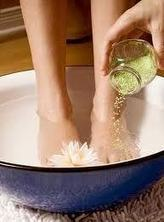 Let Daily Hot Water Foot Soak Do Wonders For You!   Healthy Living   Scoop.it