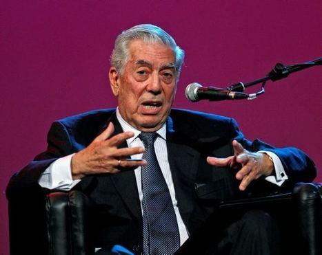 Mario Vargas Llosa levanta el telón a la literatura - El Universal - Colombia | Industrias culturales españolas | Scoop.it