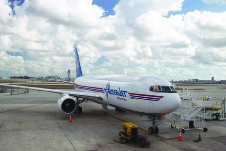 Amerijet approves GPS device for cargo tracking | Innovation Aero | Scoop.it