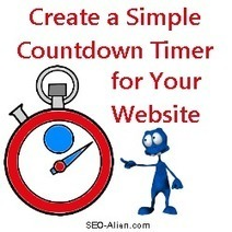 Add a Simple Countdown Timer to Your Website or Squeeze Page | Allround Social Media Marketing | Scoop.it