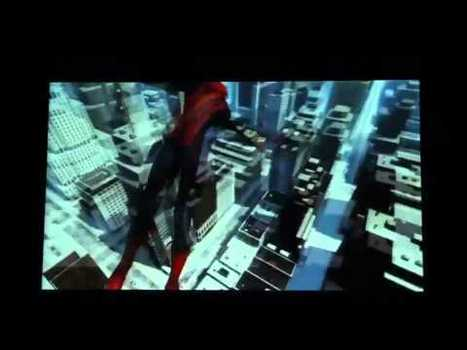 Marvel reveals Amazing Spider-Man game | Gamefreaks ... | Animated... | Scoop.it