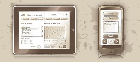 An Illustrator Wireframing Toolkit | eleqtriq | Outils & Logiciels wireframing | Scoop.it