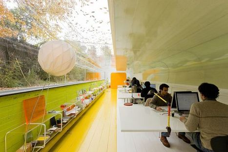 Selgas Cano Architecture - Most Awesome Office Ever | Interiors | Scoop.it