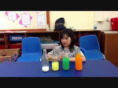 A Beautiful End to a Scientific Inquiry in Grade 1 | Learning Through Inquiry | Scoop.it