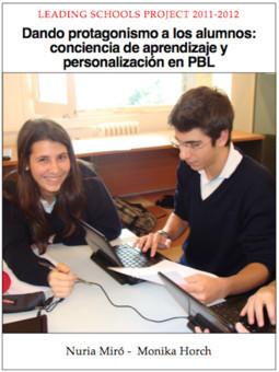 Dando protagonismo a los alumnos: conciencia de aprendizaje y personalización en PBL | aileon25 | Scoop.it