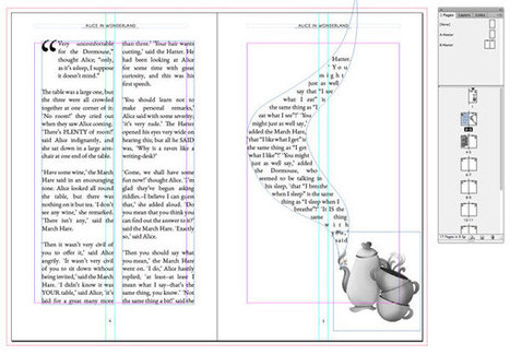Photoshop VS InDesign: Which is Best for Print Design? Article | random stuff | Scoop.it