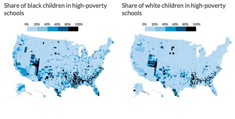 The Stark Inequality of U.S. Public Schools, Mapped | Transformational Teaching, Thinking, and Technology | Scoop.it