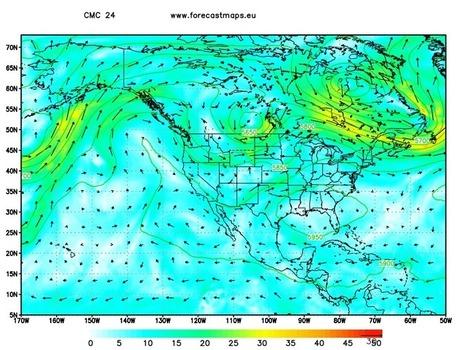 Weather forecast maps worldwide | Best SEO | Scoop.it
