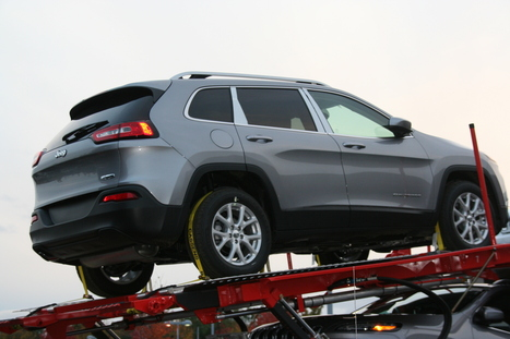 Jeep May Get Super Bowl Stage To Help Meet 1MM Sales Goal - Forbes | Automotive | Scoop.it