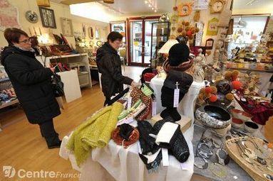 Une boutique éphémère 100 % Limousine, jusqu'à Nöel, avenue Garibaldi   Limoges - Haute-Vienne &  Limousin   Scoop.it