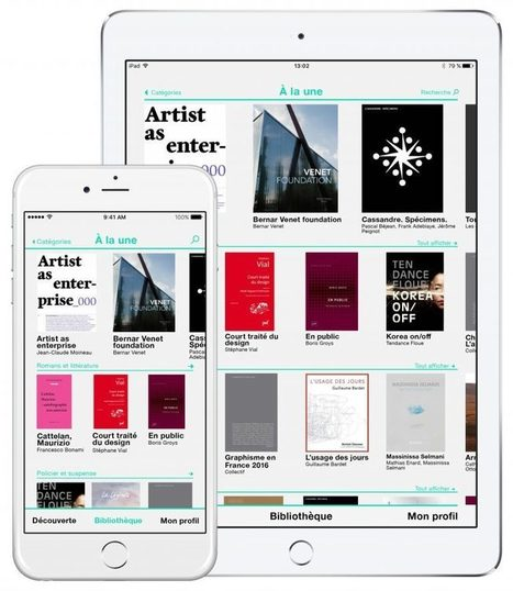 Lisa, application de lecture, présentée comme le VLC du livre numérique | questionVeille du Service des Ressources et de l'Innovation | Scoop.it