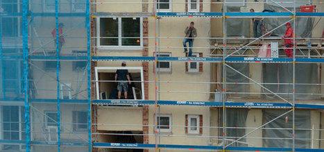 400 Millions d'euros pour la rénovation de logements en copropriété | Construction l'Information | Scoop.it