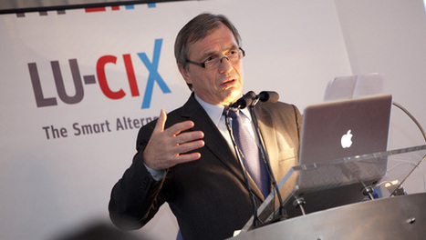 Luxembourg Internet Days 2014 | Luxembourg (Europe) | Scoop.it