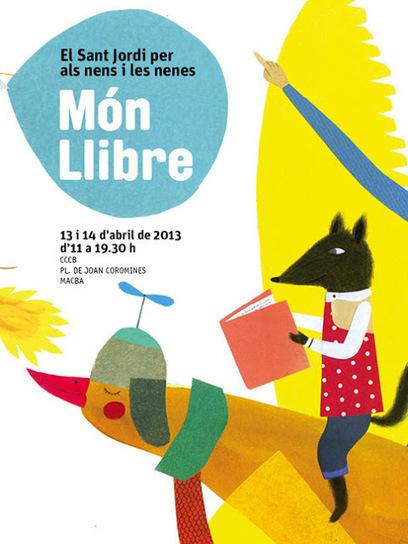 La Pequeña ciudad de P.: Món Llibre 2013 | Noticias sobre LIJ | Scoop.it