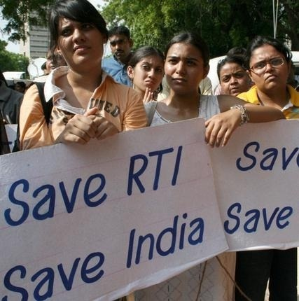6 Reasons Why 'Save RTI Movement' Is Very Important For India #SaveRTI   Right to Information   Scoop.it