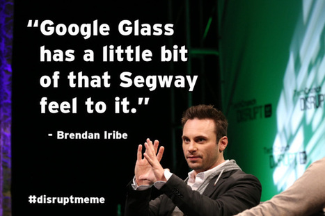 Watch The Daily Show Destroy Google Glass And Glass Explorers | TechCrunch | Digital-News on Scoop.it today | Scoop.it