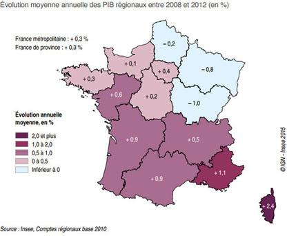 Le Limousin-Aquitaine-Poitou-Charentes 2e région de province grâce à son PIB | Agriculture | Scoop.it