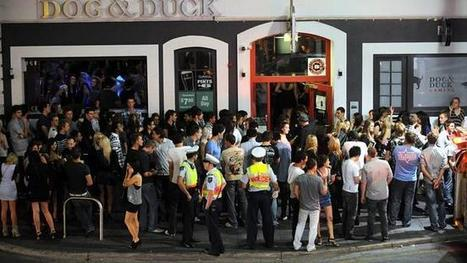 New laws means late-night revellers face on-the-spot $500 fine for disorderly behaviour even if sober | Radio Show Contents | Scoop.it