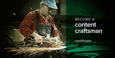 What Is a Content Marketer? - Copyblogger   Los Followers   Scoop.it