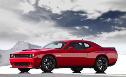 2015 Dodge Challenger SRT Hellcat - The most powerful muscle car ever - CamaroCarPlace | Automobiles | Scoop.it