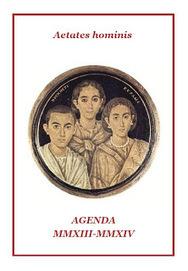Hortus Hesperidum / Ὁ κῆπος Ἑσπερίδων: AGENDA 2013-2014, AETATES HOMINIS | Mundo Clásico | Scoop.it