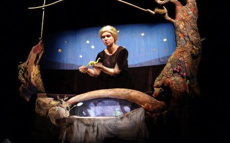 ateliers et spectacle Polina Borisova « Skazka » - (ADDA82) | Le collège Antonin Perbosc à la Une ! | Scoop.it