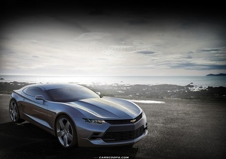 Future Cars: Chevrolet's 2016 Camaro Coupe - Carscoops | Muscle cars of America | Scoop.it
