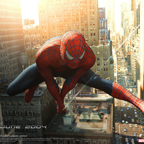 The Mathematics of Spiderman and the Physics of Superheroes | Math education for the new millenium | Scoop.it