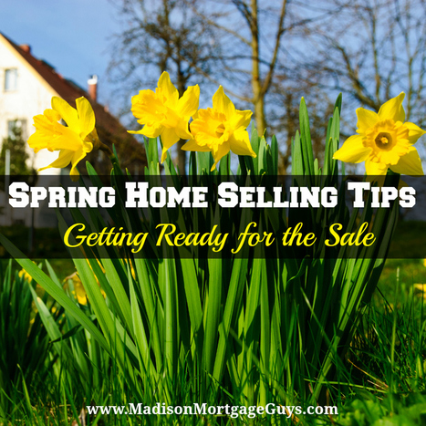 Spring Home Selling Tips: Getting Ready for the Sale | New Hampshire Homes | Scoop.it