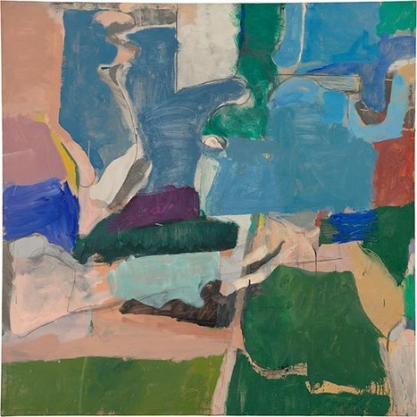 Jusqu'au 7 juin 2015  :  Exposition Richard Diebenkorn  | Royal Academy of Arts (Londres) | TdF  |  Expositions &  Spectacles | Scoop.it