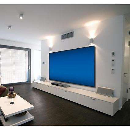 Screen Innovations – Black Diamond Zero Edge 92″ Fixed ... | home automation and control | Scoop.it