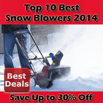Best Snow Blowers 2014 | BestList | Scoop.it